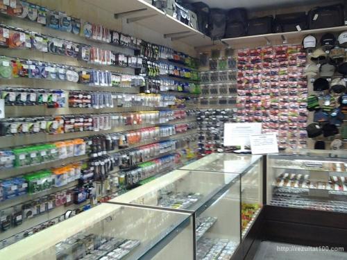 все рыболовные магазины запорожья